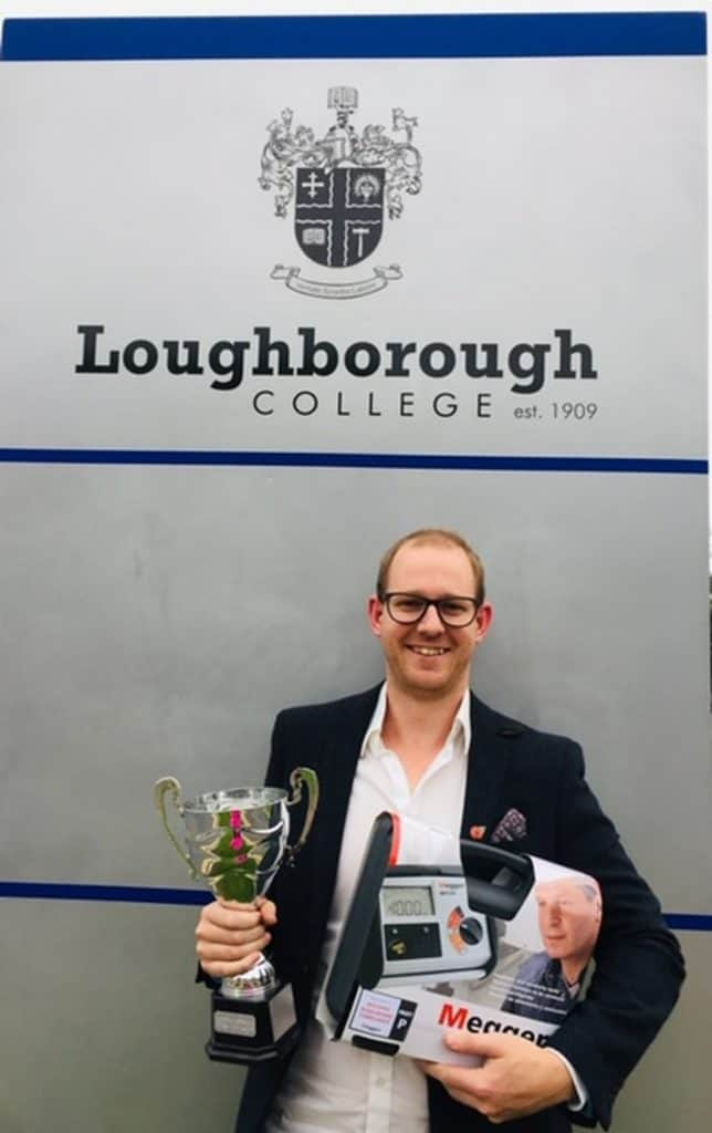 Ecolighting Apprentice of the Year award